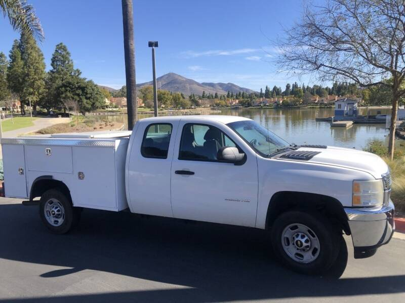 2011 Chevrolet Silverado 2500HD for sale at CARS FOR YOU in Lemon Grove CA
