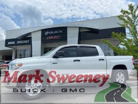 2015 Toyota Tundra for sale at Mark Sweeney Buick GMC in Cincinnati OH