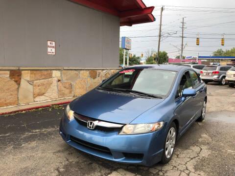 2010 Honda Civic for sale at Drive Max Auto Sales in Warren MI