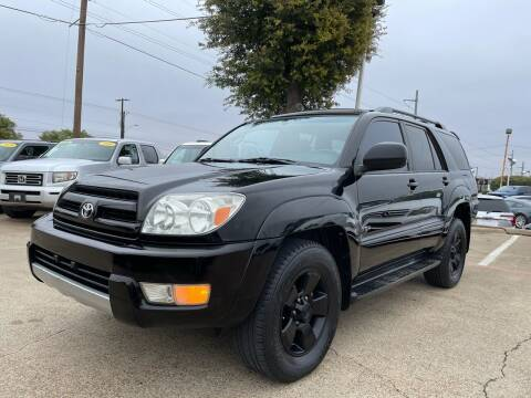 2004 Toyota 4Runner for sale at CityWide Motors in Garland TX