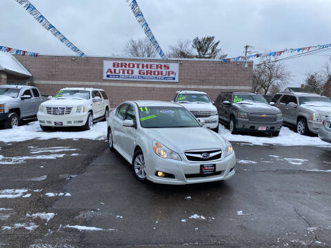 2011 Subaru Legacy for sale at Brothers Auto Group in Youngstown OH