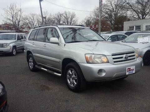 2005 Toyota Highlander for sale at Car Complex in Linden NJ