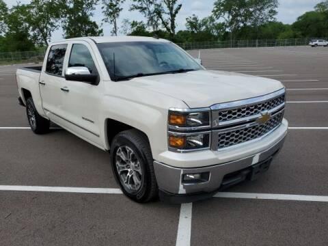 2014 Chevrolet Silverado 1500 for sale at CON ALVARO ¡TODOS CALIFICAN!™ in Columbia TN