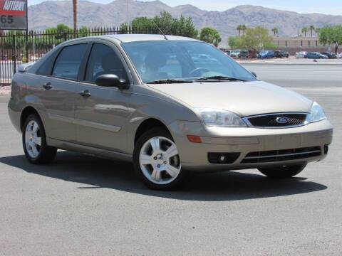 2005 Ford Focus for sale at Best Auto Buy in Las Vegas NV