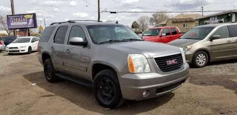 2009 GMC Yukon for sale at 3-B Auto Sales in Aurora CO