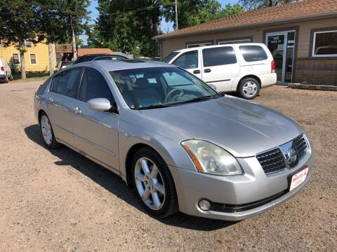 2006 Nissan Maxima for sale at Truck City Inc in Des Moines IA