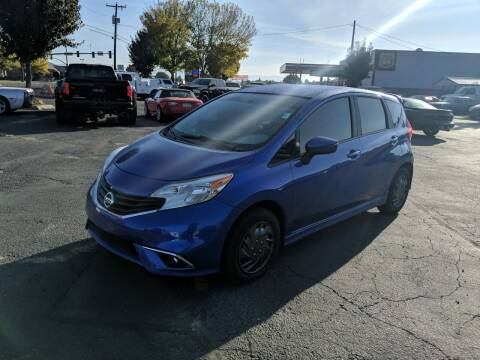 2015 Nissan Versa Note for sale at Silverline Auto Boise in Meridian ID