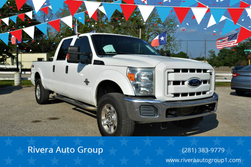 2011 Ford F-250 Super Duty for sale at Rivera Auto Group in Spring TX