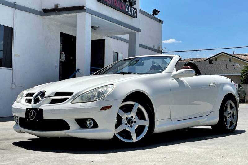 2005 Mercedes-Benz SLK for sale at Fastrack Auto Inc in Rosemead CA