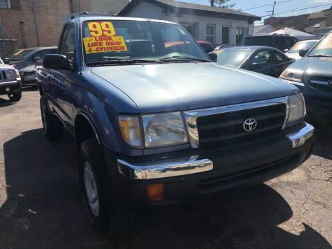1999 Toyota Tacoma for sale at Jeff Auto Sales INC in Chicago IL