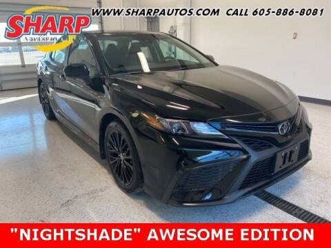 2021 Toyota Camry for sale at Sharp Automotive in Watertown SD