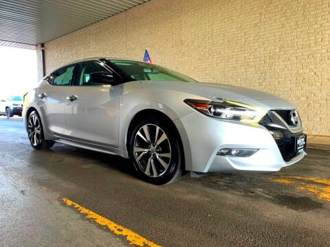 2016 Nissan Maxima for sale at Drive Pros in Charles Town WV