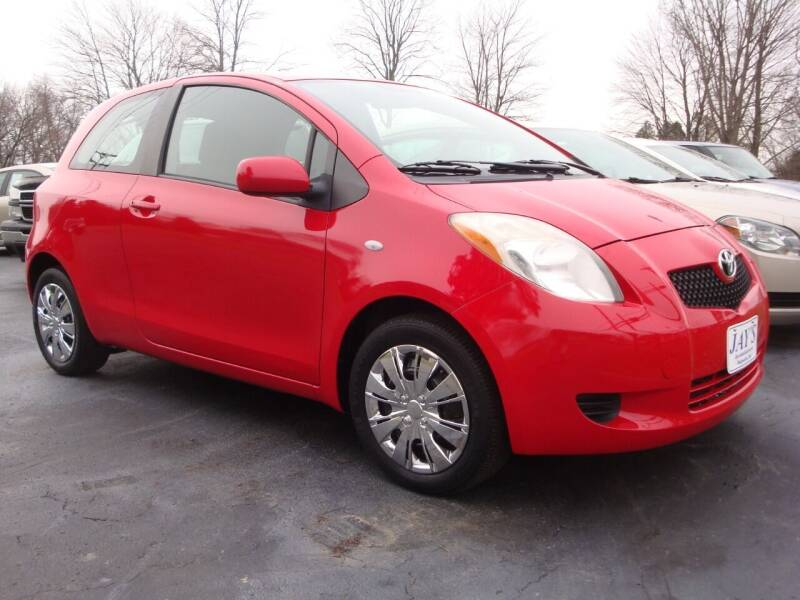 2007 Toyota Yaris for sale at Jay's Auto Sales Inc in Wadsworth OH