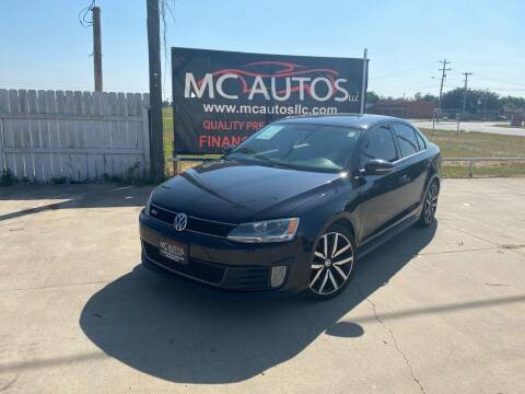 2012 Volkswagen Jetta for sale at MC Autos LLC in Pharr TX