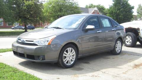 2010 Ford Focus for sale at MTC AUTO SALES in Omaha NE