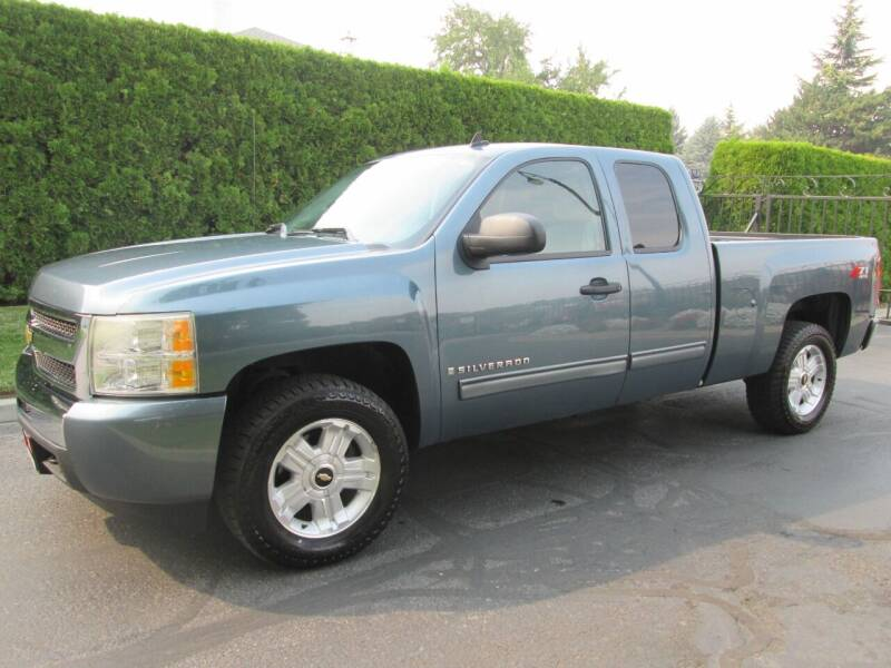 2009 Chevrolet Silverado 1500 for sale at Top Notch Motors in Yakima WA