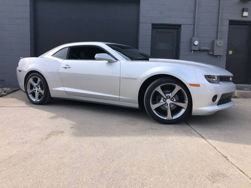 2014 Chevrolet Camaro for sale at Adrenaline Motorsports Inc. in Saginaw MI