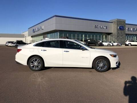2018 Chevrolet Malibu for sale at Schulte Subaru in Sioux Falls SD