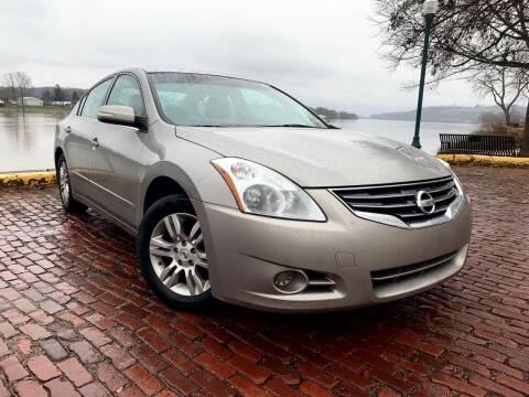 2012 Nissan Altima for sale at PUTNAM AUTO SALES INC in Marietta OH