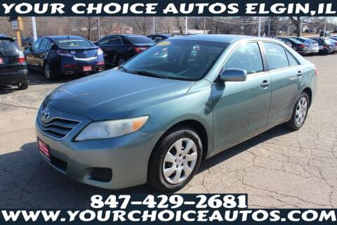 2011 Toyota Camry for sale at Your Choice Autos - Elgin in Elgin IL