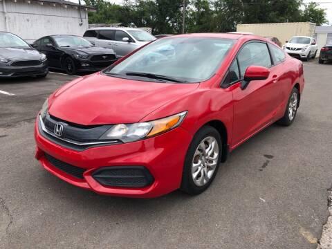 2015 Honda Civic for sale at Ital Auto in Oklahoma City OK