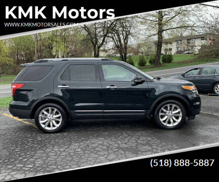 2014 Ford Explorer for sale at KMK Motors in Latham NY