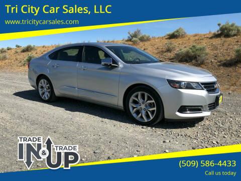 2014 Chevrolet Impala for sale at Tri City Car Sales, LLC in Kennewick WA