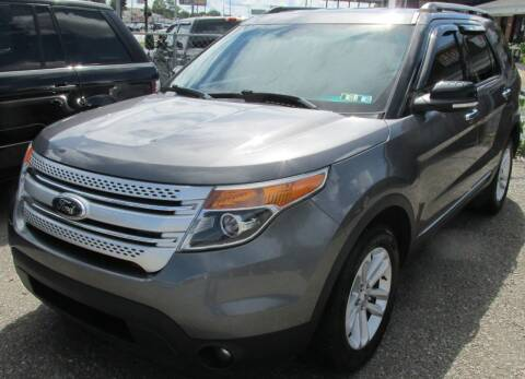 2013 Ford Explorer for sale at Express Auto Sales in Lexington KY
