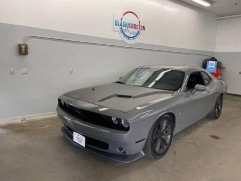 2018 Dodge Challenger for sale at WCG Enterprises in Holliston MA