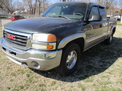 2003 GMC Sierra 1500 for sale at Dons Carz in Topeka KS