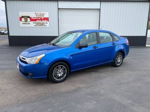 2011 Ford Focus for sale at Highway 9 Auto Sales - Visit us at usnine.com in Ponca NE