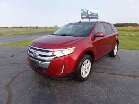 2013 Ford Edge for sale at Westpark Auto in Lagrange IN