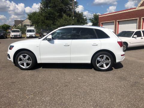 2012 Audi Q5 for sale at Family Auto Finance OKC LLC in Oklahoma City OK