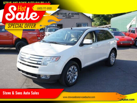 2008 Ford Edge for sale at Steve & Sons Auto Sales in Happy Valley OR