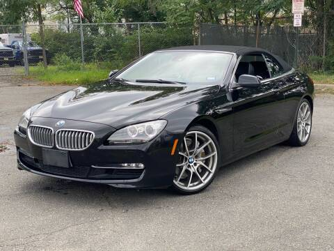 2012 BMW 6 Series for sale at JMAC IMPORT AND EXPORT STORAGE WAREHOUSE in Bloomfield NJ