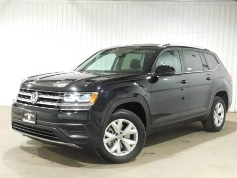 2019 Volkswagen Atlas for sale at Bulldog Motor Company in Borger TX