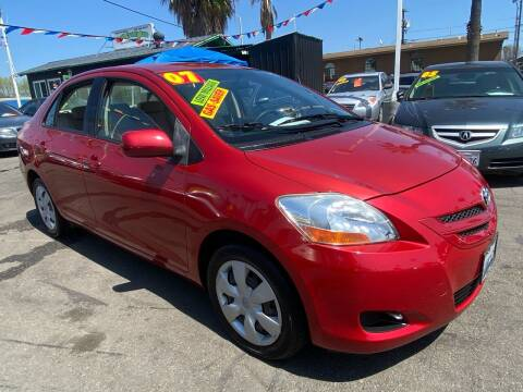 2007 Toyota Yaris for sale at North County Auto in Oceanside CA