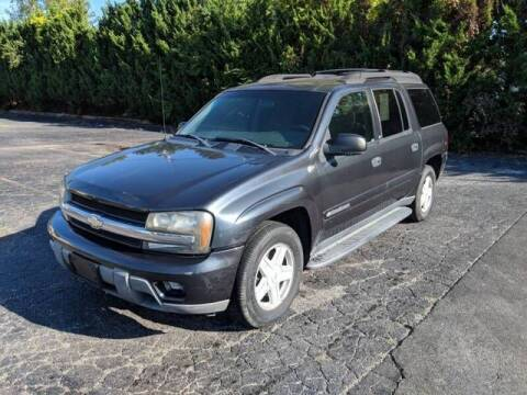 2003 Chevrolet TrailBlazer for sale at JC Auto Sales - Suburban Motors in Belleville IL