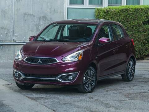2018 Mitsubishi Mirage for sale at Hi-Lo Auto Sales in Frederick MD