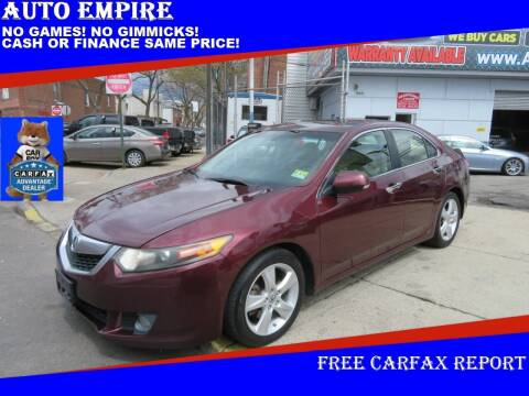 2010 Acura TSX for sale at Auto Empire in Brooklyn NY