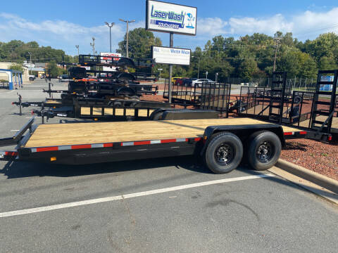 Triple Crown 7x20 for sale at Big Daddy's Trailer Sales in Winston Salem NC