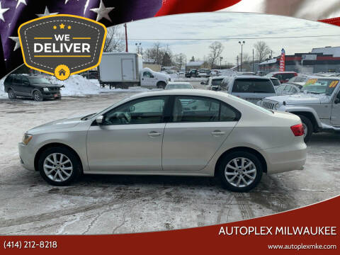2011 Volkswagen Jetta for sale at Autoplex 2 in Milwaukee WI