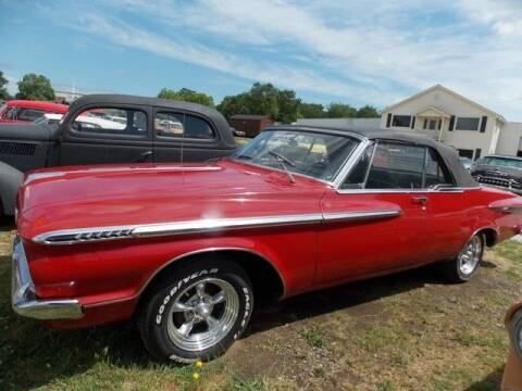 1962 Plymouth Fury for sale at Classic Car Deals in Cadillac MI