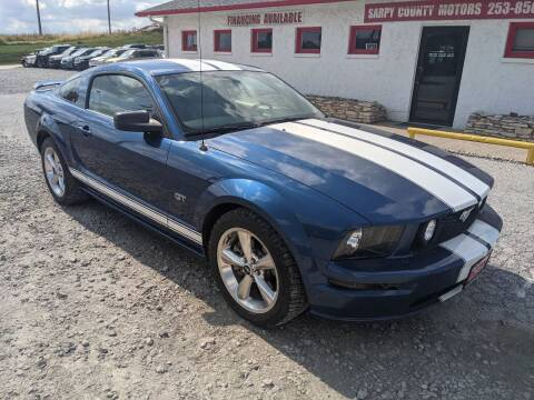 2006 Ford Mustang for sale at Sarpy County Motors in Springfield NE