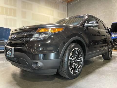 2015 Ford Explorer for sale at Platinum Motors in Portland OR