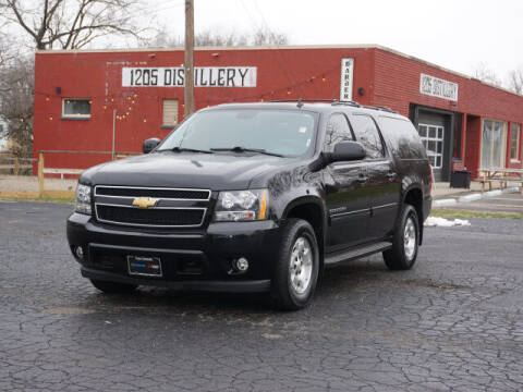 2013 Chevrolet Suburban for sale at Tom Roush Budget Westfield in Westfield IN