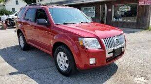 2010 Mercury Mariner for sale at Motor House in Alden NY