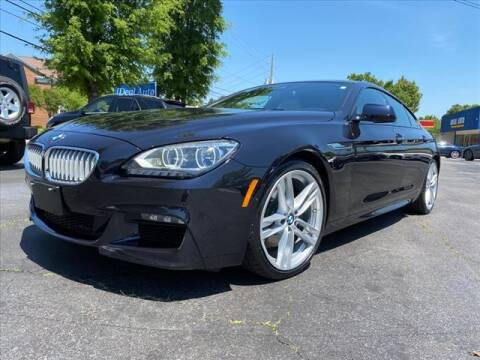 2014 BMW 6 Series for sale at iDeal Auto in Raleigh NC