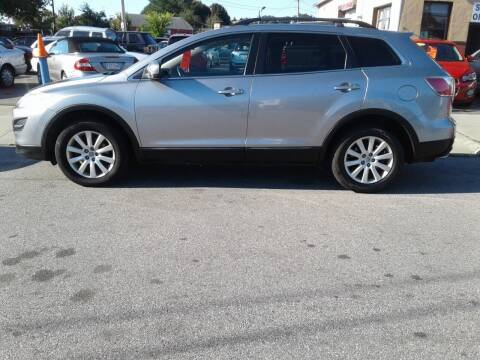 2010 Mazda CX-9 for sale at Nelsons Auto Specialists in New Bedford MA