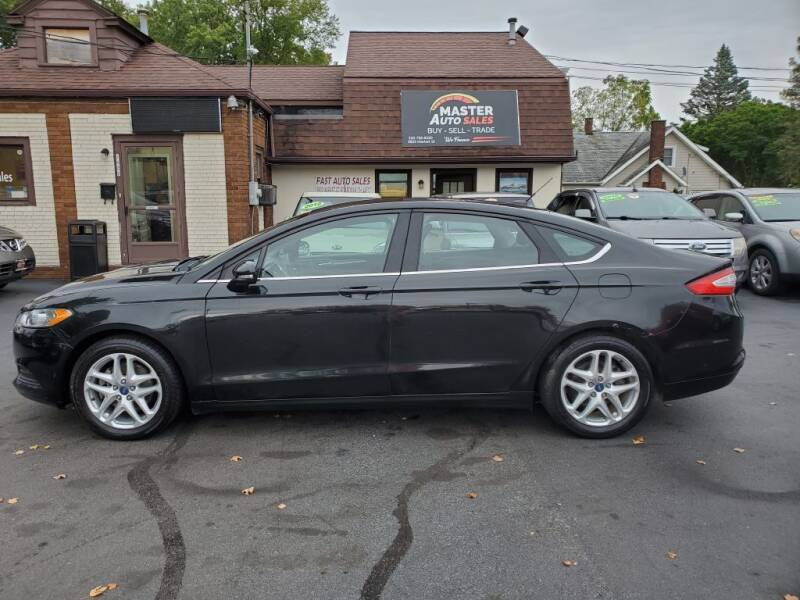 2013 Ford Fusion for sale at Master Auto Sales in Youngstown OH